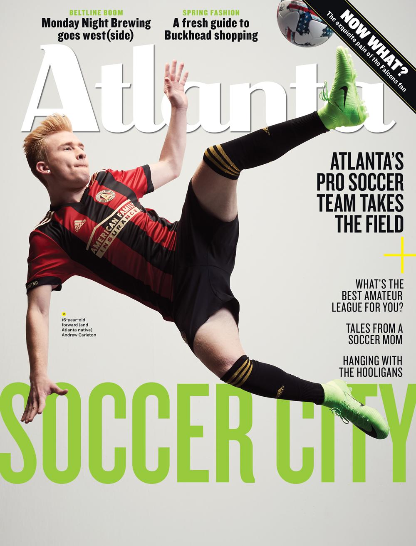 Atlanta United FC soccer