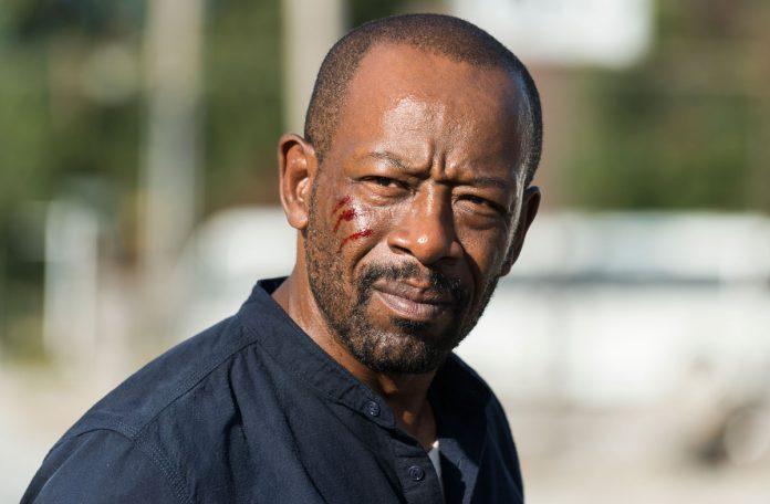 The Walking Dead Morgan