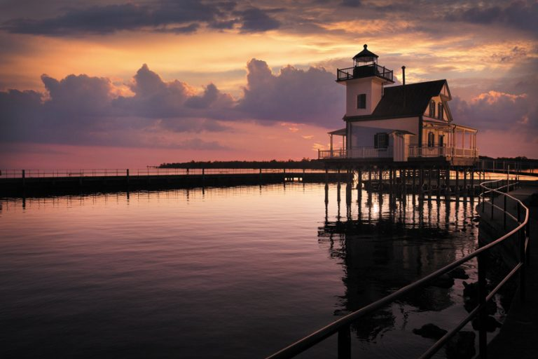 Immerse yourself in history in Edenton, North Carolina