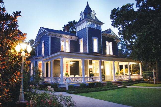 Paxton Bed And Breakfast