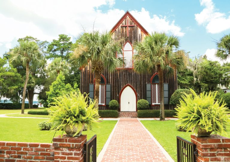 Bluffton, South Carolina, is a Lowcountry work of art