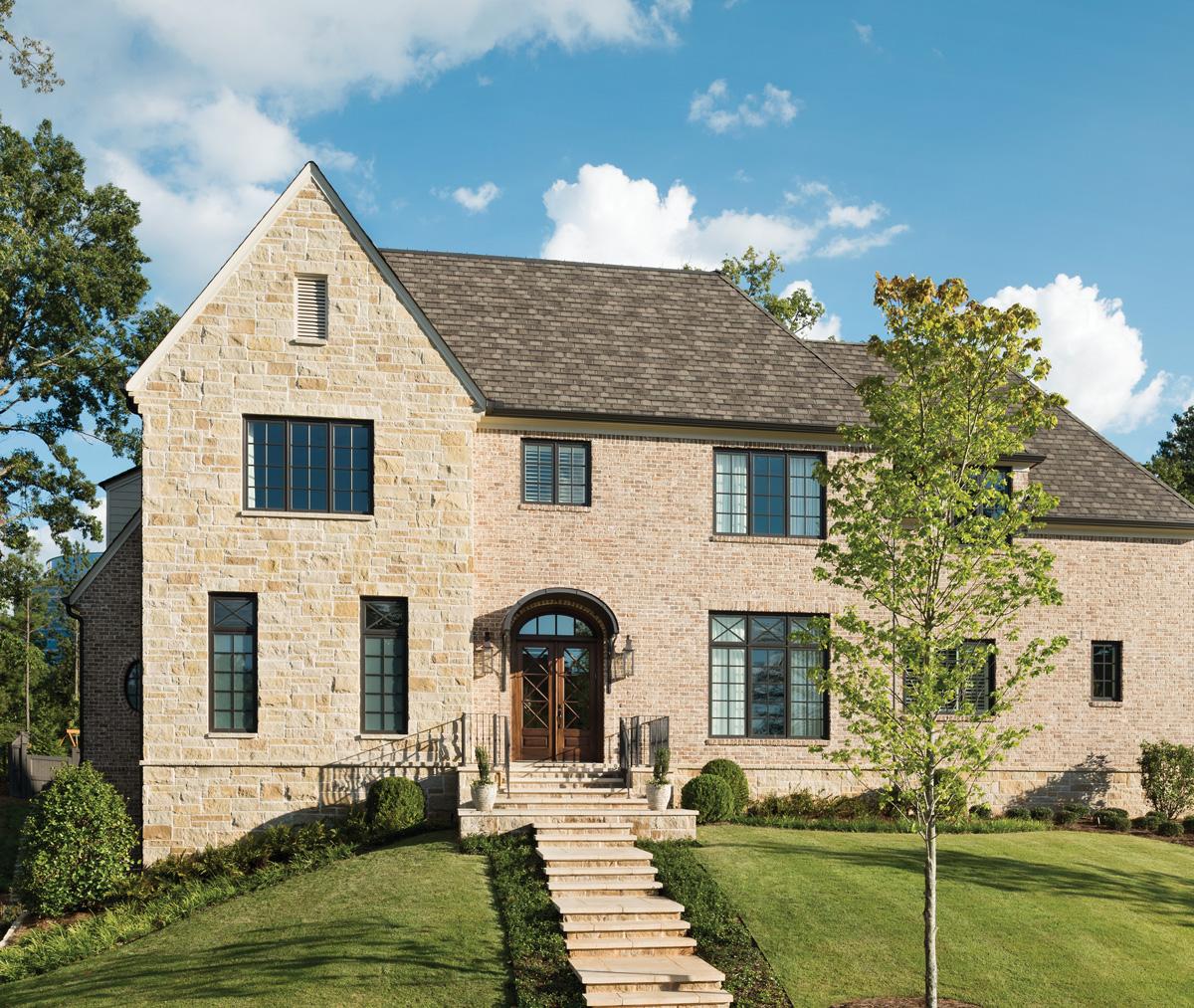 Freeman house exterior