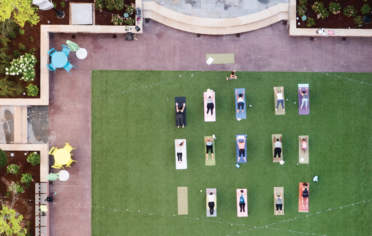 4 free fitness classes in Atlanta - Atlanta Magazine