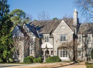 William Harrison favorite house