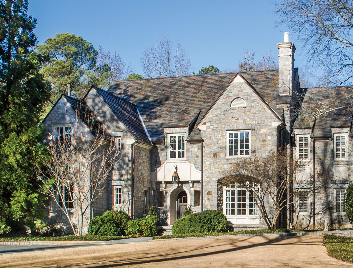 Architect william h harrison 39 s favorite house this for European homes and style magazine