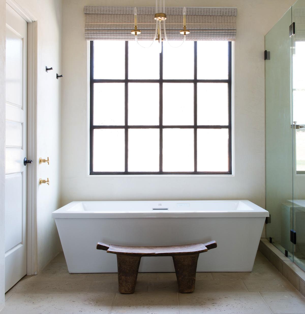 Serenbe Home master bath