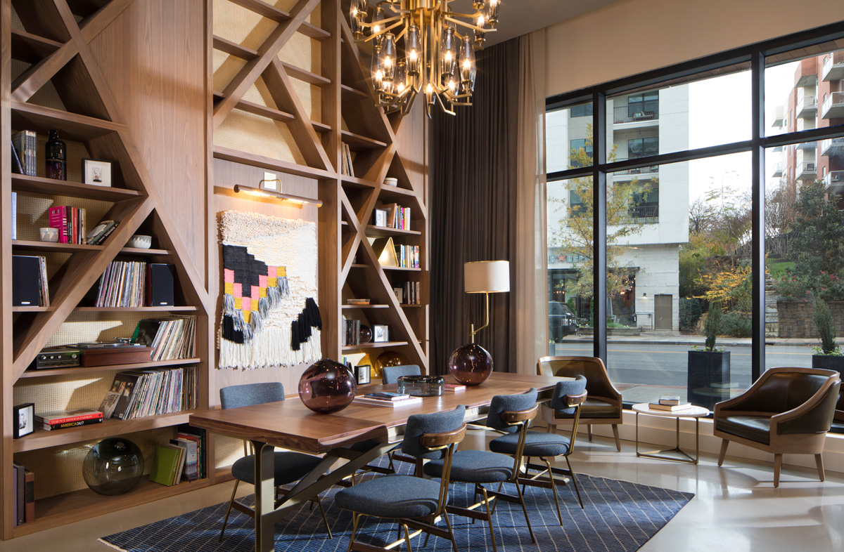The South S Coolest New Hotels The Thompson Nashville