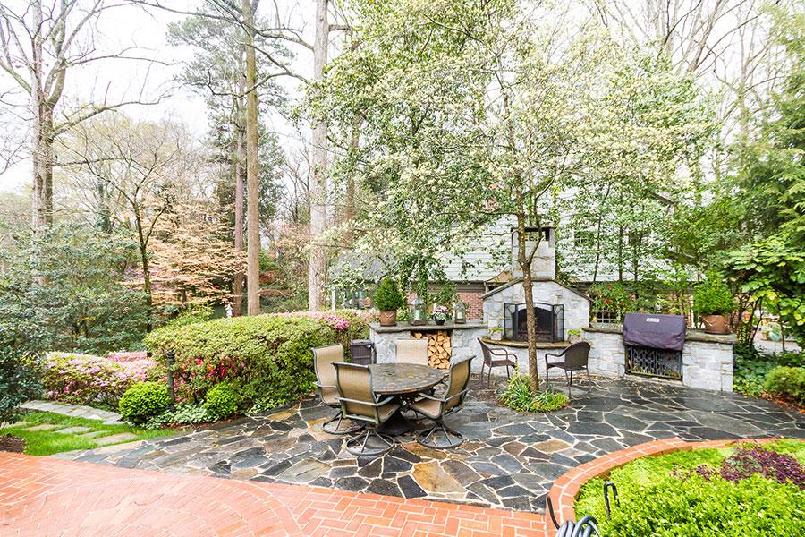 House envy check out this english country gem in garden Atlanta home and garden