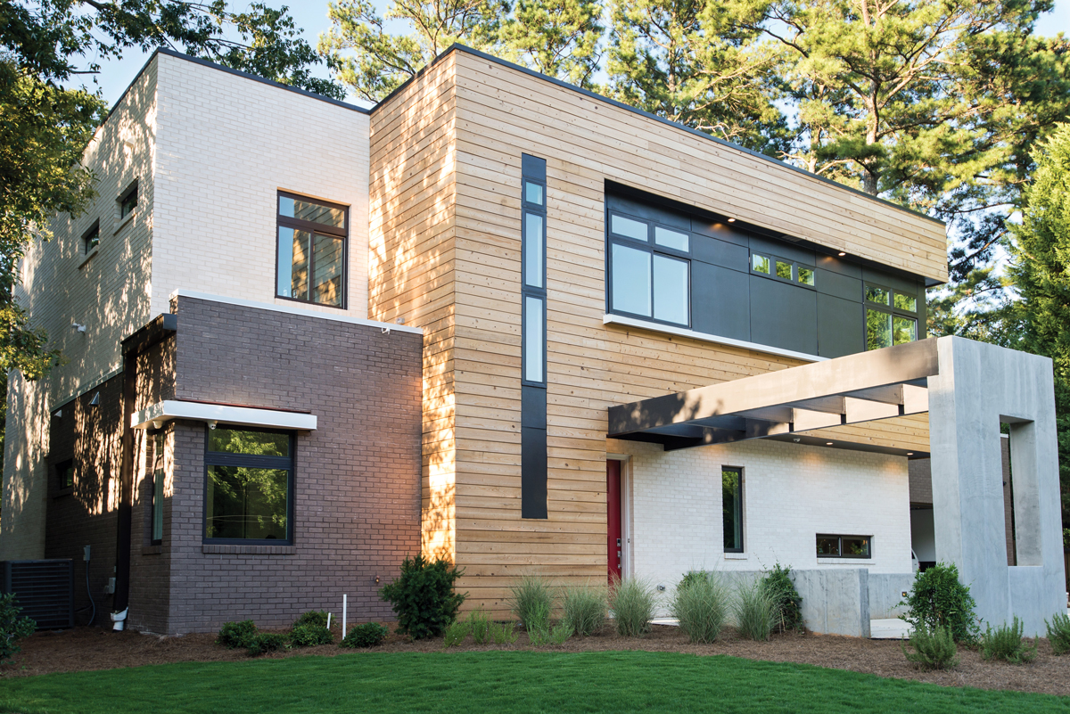 Modern atlanta reimagined what 39 s next for the popular Contemporary homes atlanta
