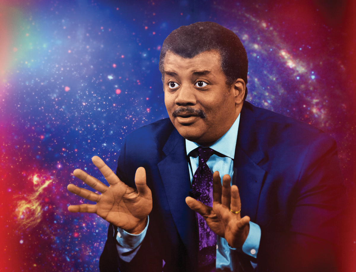 "Neil deGrasse Tyson: The expanding universe will have ""no ..."