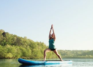 Stand-Up Paddle (SUP) Yoga