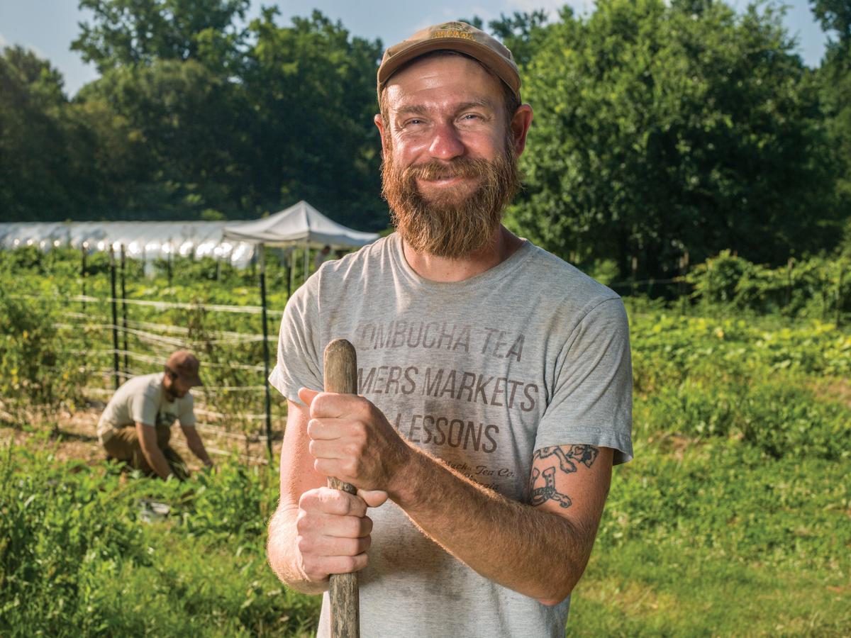 Meet Your Farmer Joe Reynolds