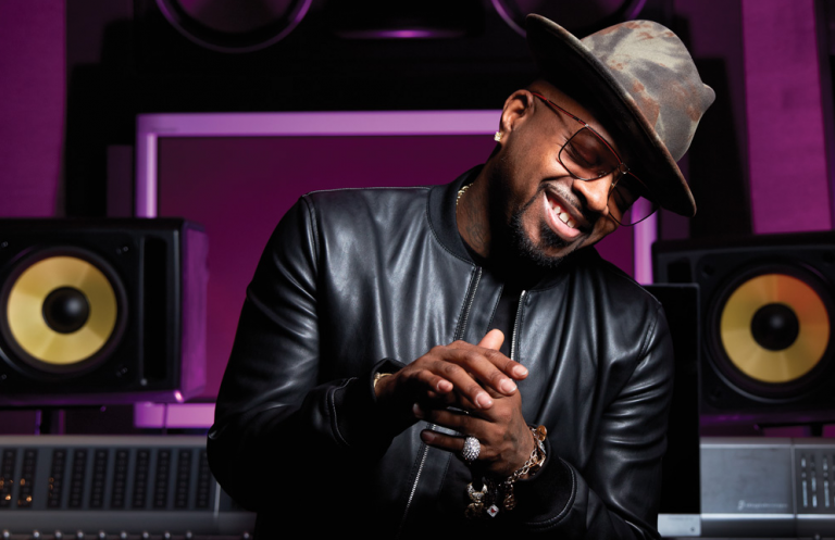 Jermaine Dupri made his name developing young hip-hop stars. With The Rap Game, he's at it again.