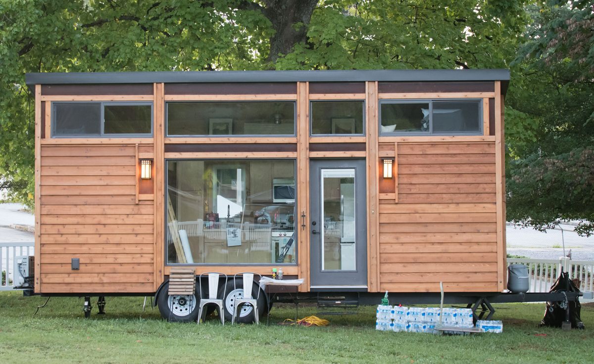 Tiny houses are now allowed in atlanta sort of atlanta for Modern mini homes