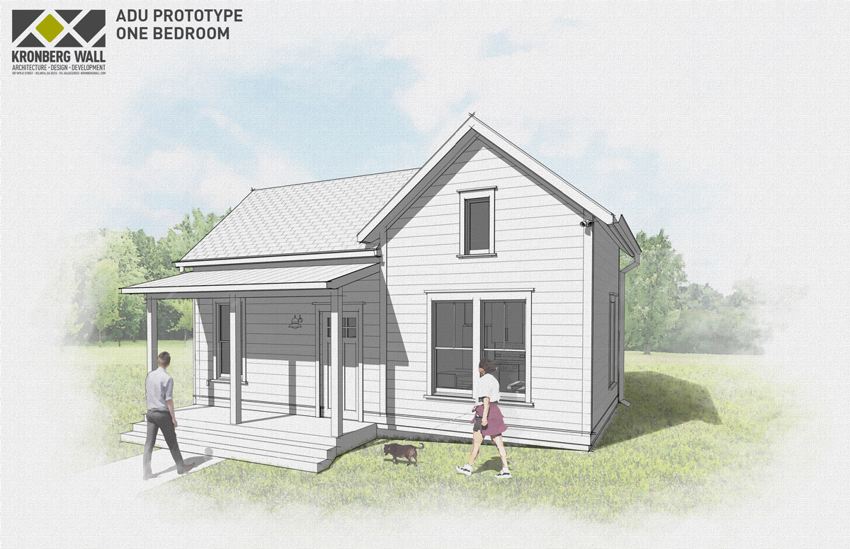 100 Accessory Dwelling Unit Designs Tiny House