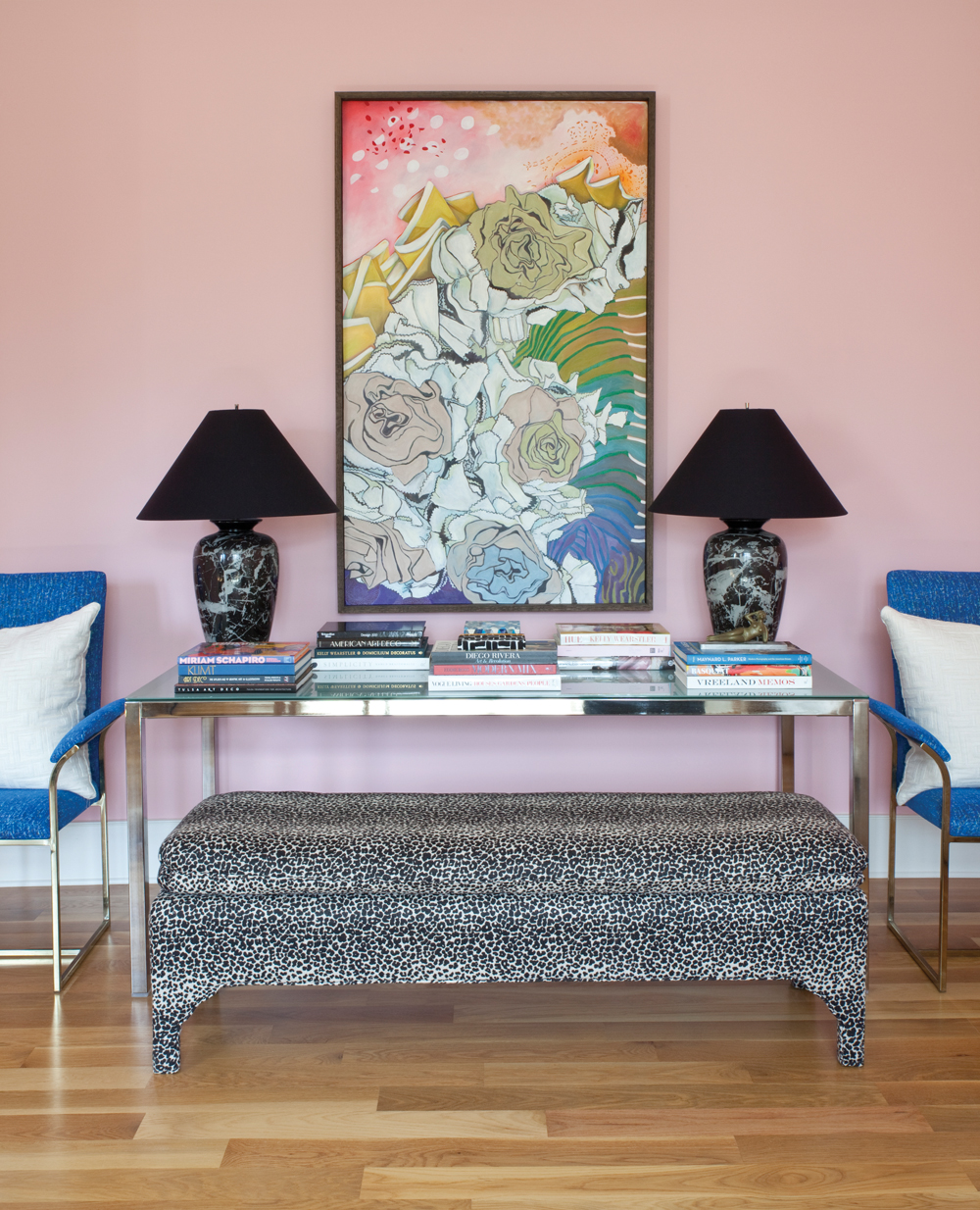 For Gainesville Artist Angela Blehm Her Home Is Her