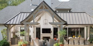 Outdoor Party Home