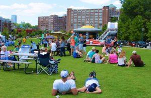 Old 4th Ward Arts Festival