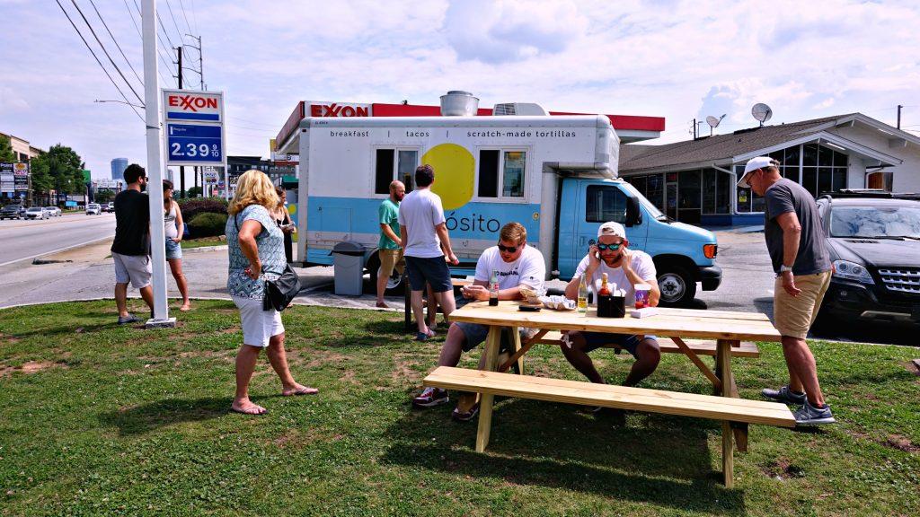 Smoothie Food Truck Atlanta