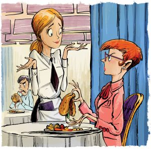 Christiane illustration