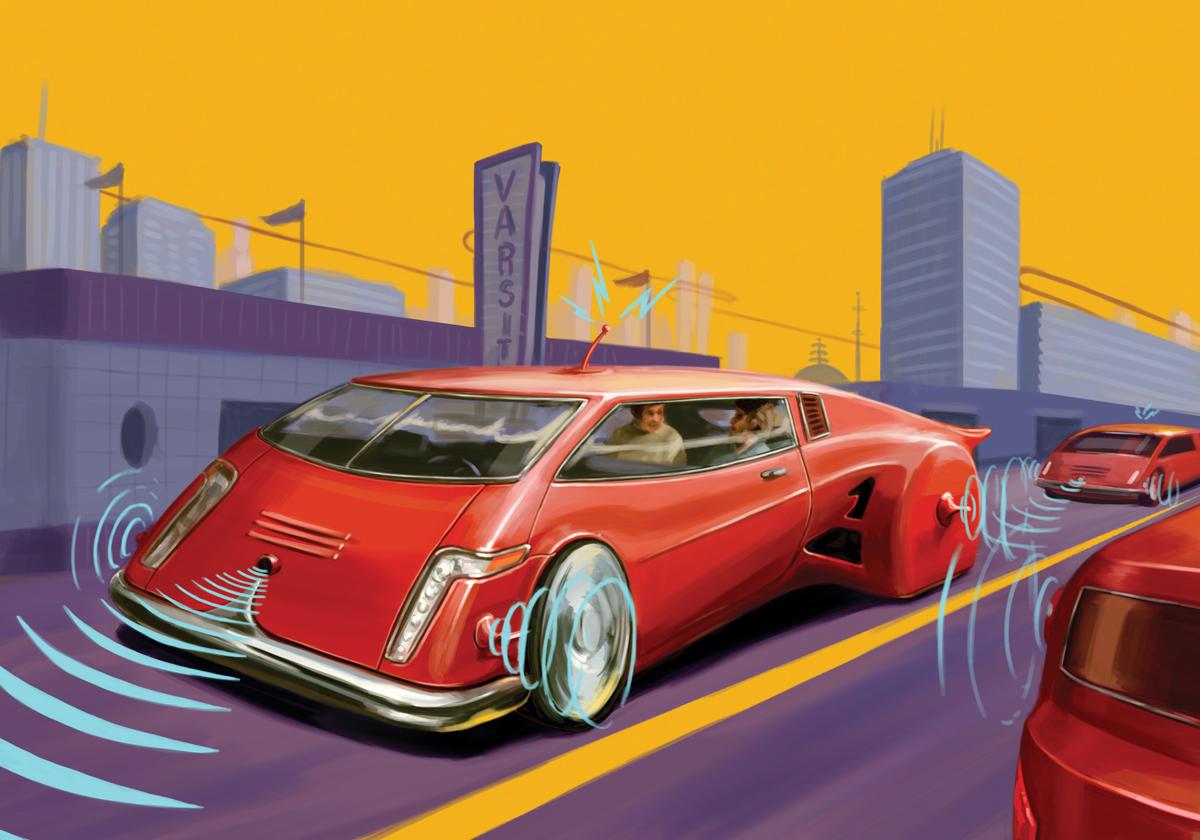 Driverless Cars Are Coming To Atlanta Are We Ready Atlanta Magazine