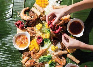 Hand foods