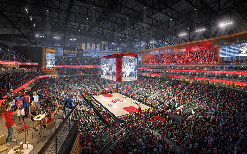 Updated Philips Arena to feature Zac Brown, Killer Mike ...