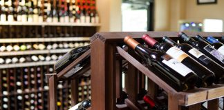 Le Caveau wine