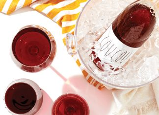 Summer red wines