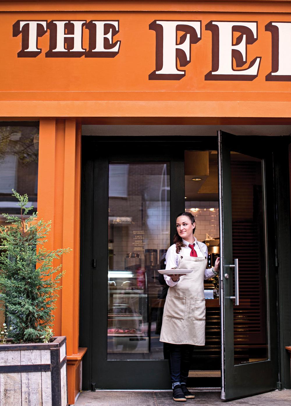 Best New Restaurants in Atlanta - The Federal