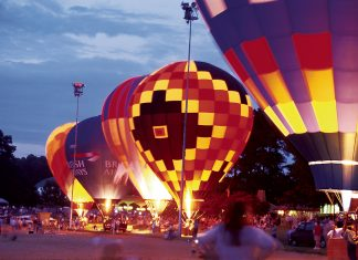 Callaway Gardens Hot Air Balloon Festival