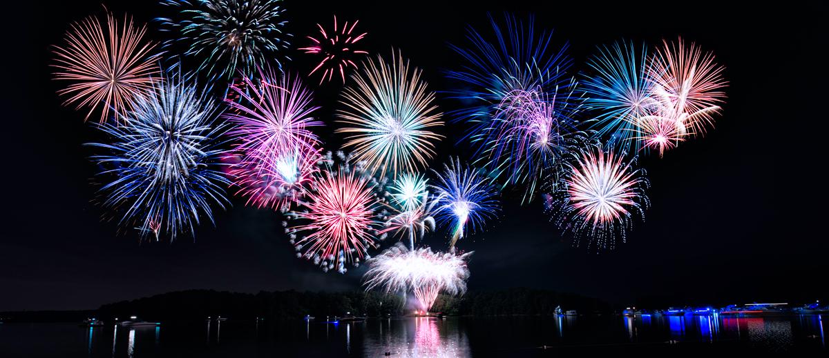 Labor Day Fireworks Long Island