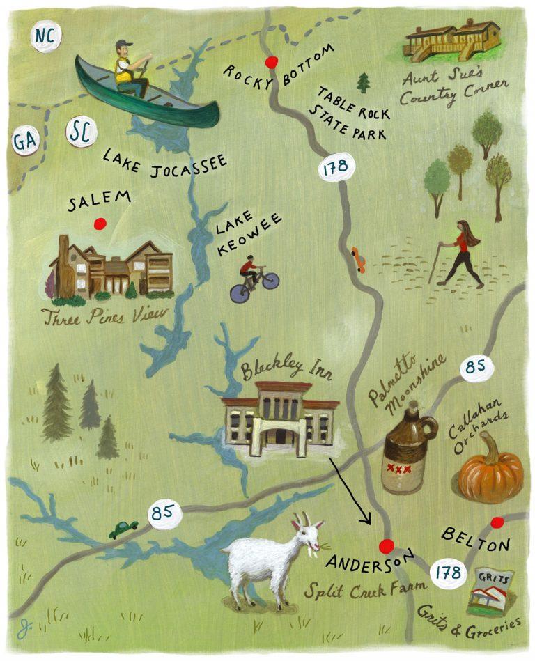 Road Trip: Traveling U.S. 178