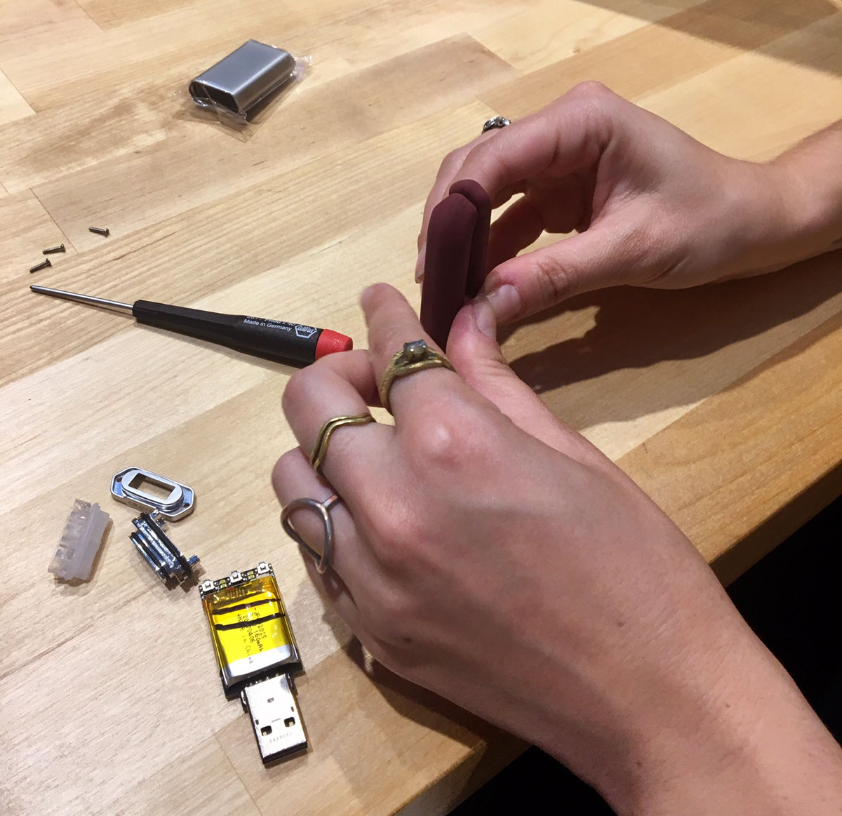 Build a vibrator