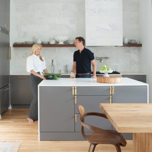 How Design Couple Mister Mrs Sharp Transformed Their Stylish Serenbe House