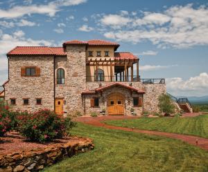 Raffaldini Vineyards and Winery, Ronda, North Carolina