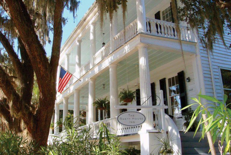 Spotlight: The Rhett House Inn