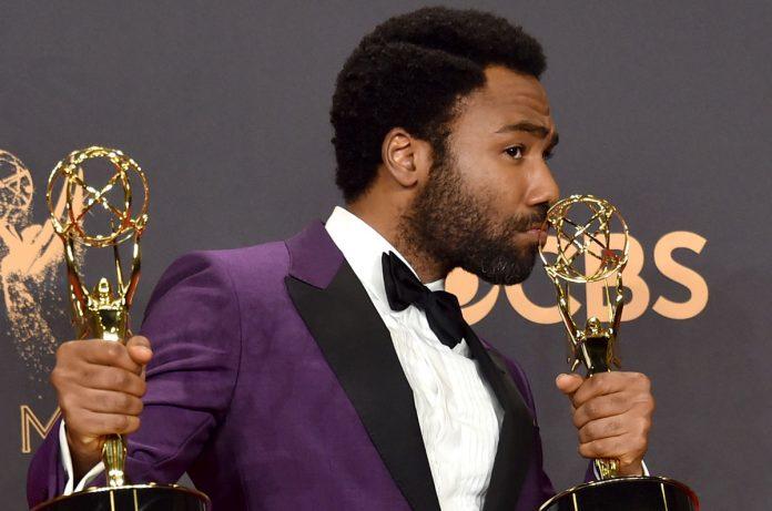 Donald Glover Emmy win Atlanta