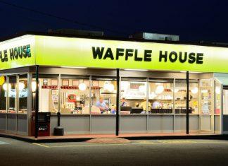 Waffle House hurricane Irma