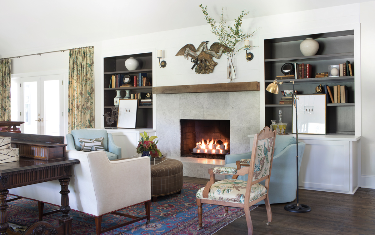 dixon rye updates this picturesque family farm for its next