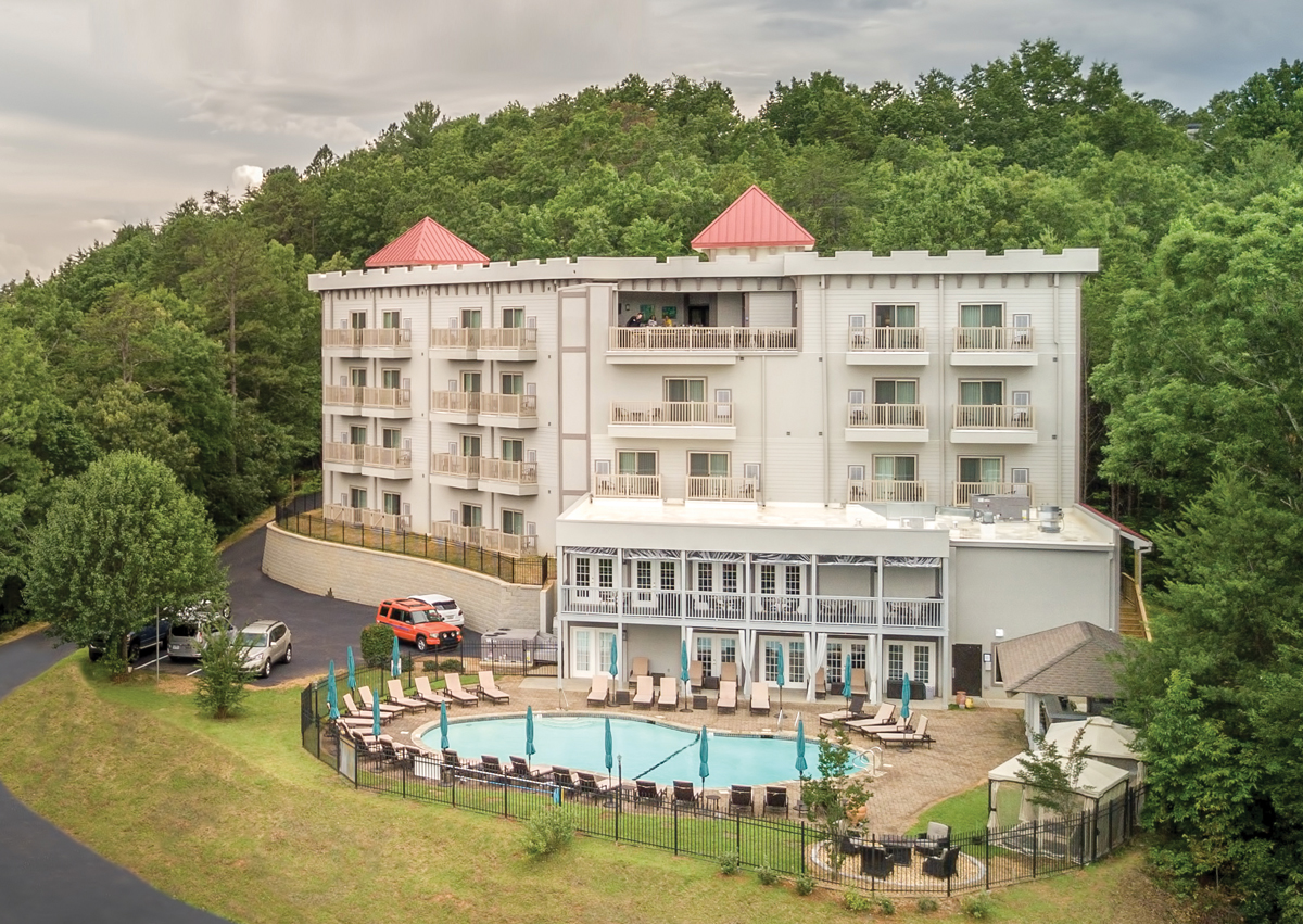 This Resort Hotel In Helen, Georgia, Wants To Take You To