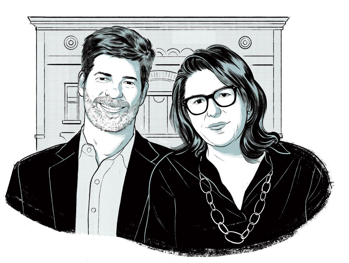 Vivian and John Bencich