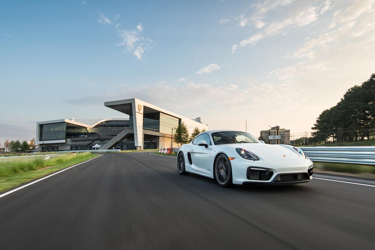 Porsche Experience Center Atlanta