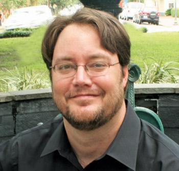 James Caskey, founder of Savannah's Cobblestone Tours
