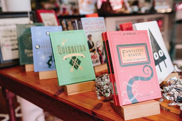 Main Street Books, Davidson, North Carolina