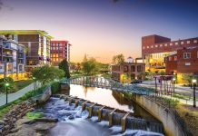 RiverPlace, Greenville, South Carolina
