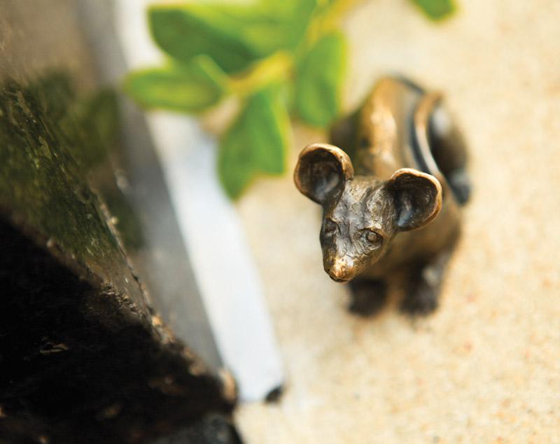 Mice on Main Street, Greenville, South Carolina