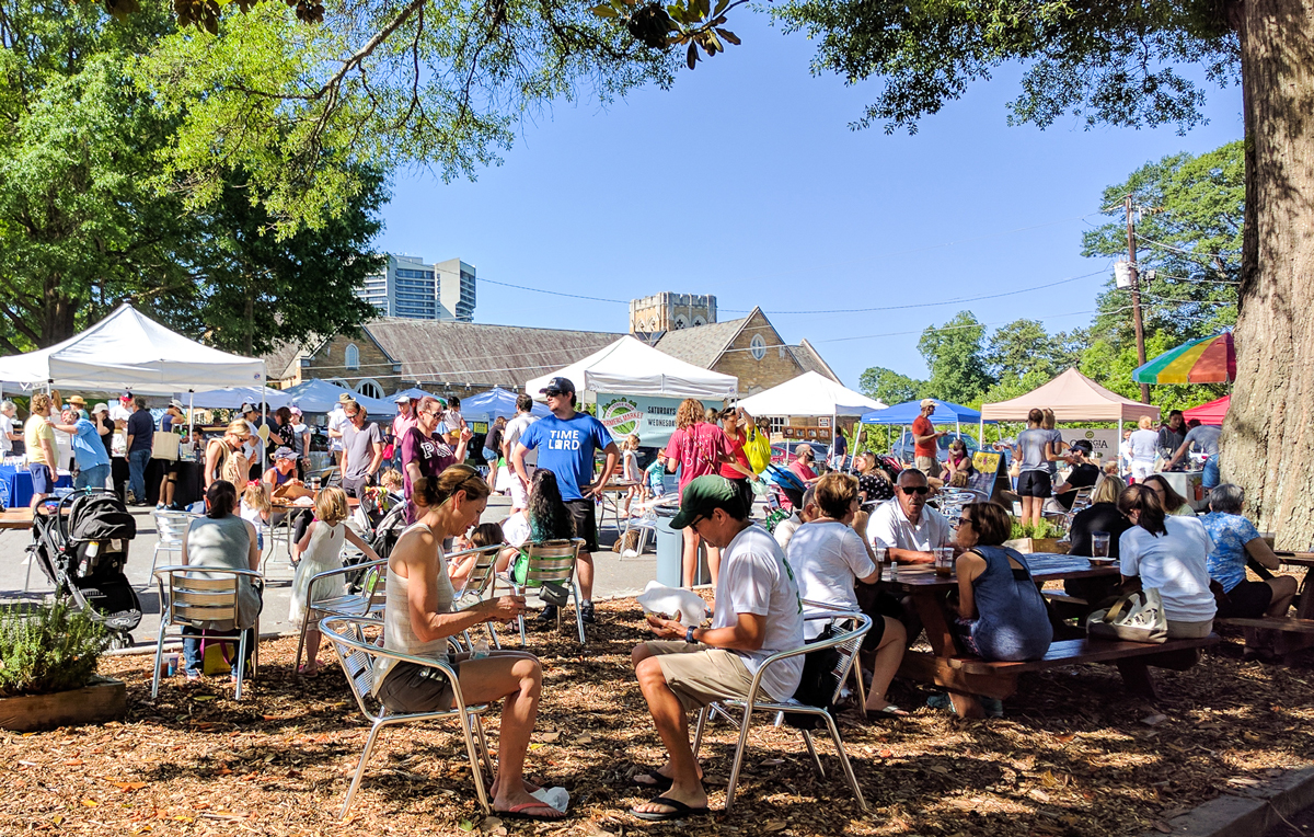 Peachtree Road Farmers Market