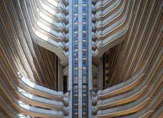 Mohsen Mostafavi, Atlanta's Marriott Marquis