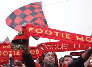 Atlanta United Footie Mob